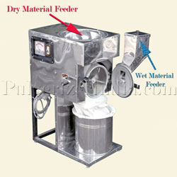 Dry and Wet Pulverizer