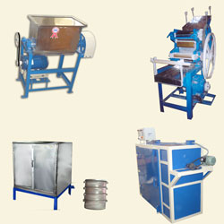 Noodle processing machines