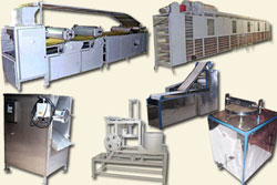 Papad processing machines